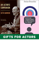 2016 Holiday Gift Bundle: Gifts for Actors