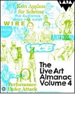 The Live Art Almanac: Volume 4