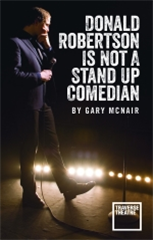Donald Robertson Is Not a Stand-Up Comedian