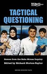 Tactical Questioning