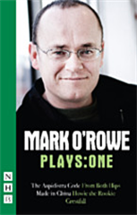Mark O'Rowe Plays: One
