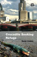 Crocodile Seeking Refuge