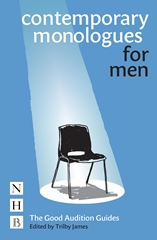 Contemporary Monologues for Men (NHB)